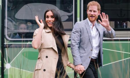 Meghan Markle, książę Harry, ciążą