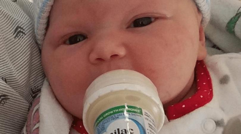 Aliza Rose, noworodek zmarł od pocałunku, tragedia rodzinna