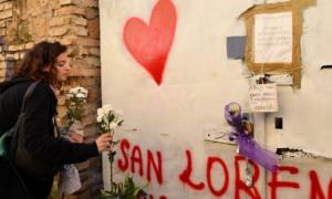 Desirée Mariottini, Rzym, gwałt i zabójstwo 16-latki