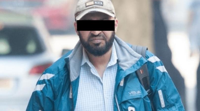 Adam Saleem, molestowanie, pedofilia