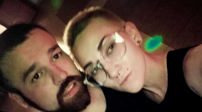zaatakowała męża nożem, selfie, Olga Vaori