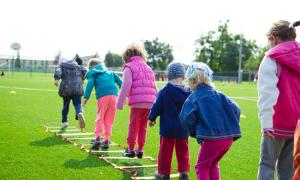 nadmierna masa ciała, nadwaga, otyłość u dzieci