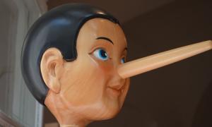 czy twoj rozmówca kłamie, jak rozpoznać kłamstwo, kłamstwo