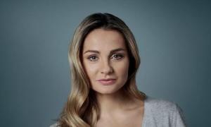 Małgorzata Socha, Instagram, Małgorzata Socha bez makijażu