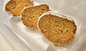 dynia, ciasto z dyni, przepis na deser
