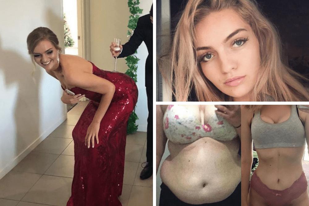 Josephine Desgrand, ważyła 127 kilo, niesamowita metamorfoza