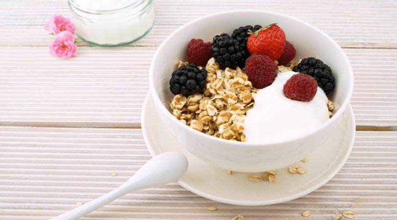 owsianka, dieta, jak schudnąć