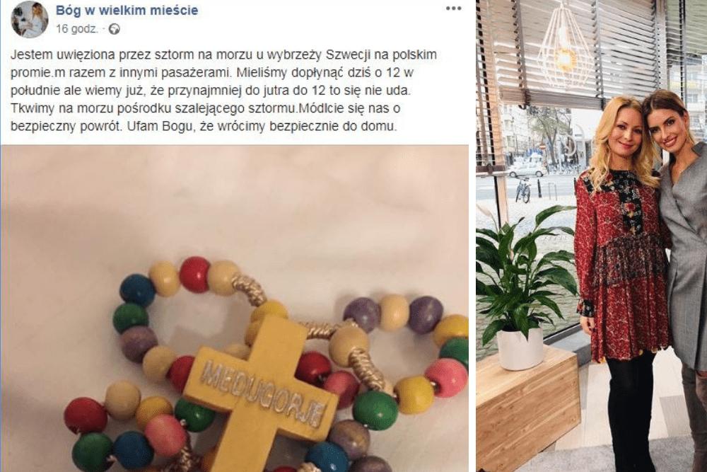 Katarzyna Olubińska, Dzień Dobry TVN, dziennikarka uwięziona