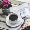 kawa, kawa właściwości zdrowotne, 5 powodów dla których warto pić kawę
