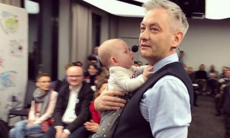 Robert Biedroń, Robert Biedroń ma dziecko, Burza mózgów z Robertem Biedroniem