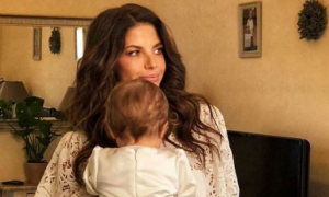 Weronika Rosati, samotne macierzyństwo, Pytanie na śniadanie