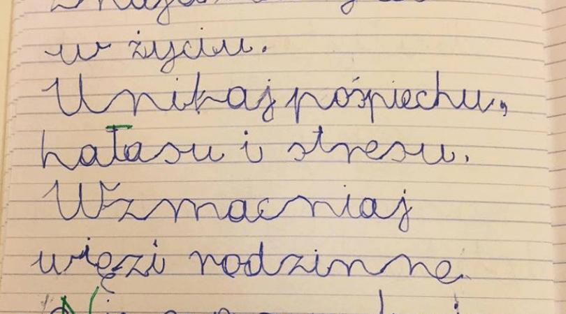 szkoła, język polski, uczeń oberwał od nauczycielki