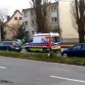 ambulans, karetka, 11-latek uratował życie mamy