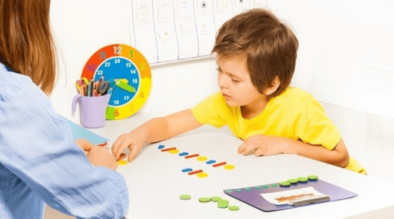 autyzm, dziecko z autyzmem