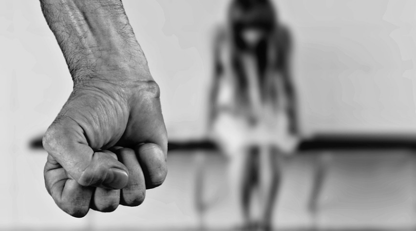przemoc domowa, ofiara