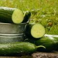 ogórki, ogórek właściwości, dieta niskokaloryczna