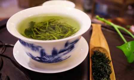 zielona herbata, właściwości zielonej herbaty