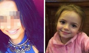 morderstwo, zamordowała 4-letnią córeczkę