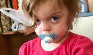 2-letnia dziewczynka zmarła z wyziębienia, śmierć 2-latki, Sofia Van Shoick