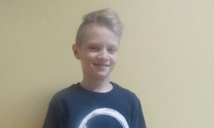 Kacper Świtajski, 13-latek uratował człowieka