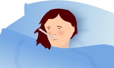 powikłania po grypie, przeziębienie, choroba