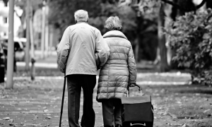 staruszkowie, małżeństwo, historia małżeństwa