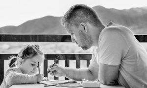 córka, ojciec, psychologia, ojcowskie rady