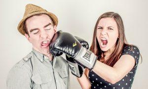 kłótnia, związek, para