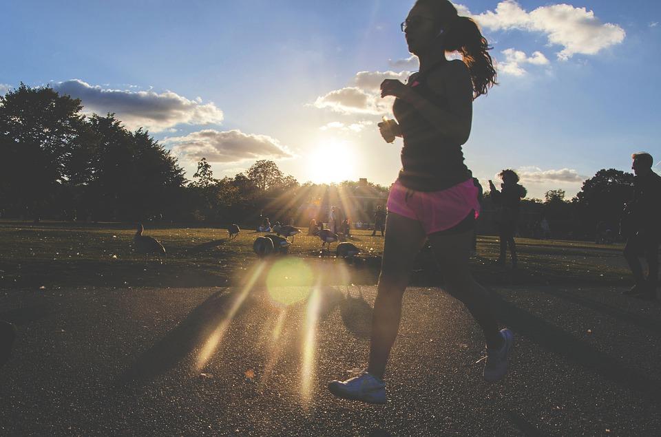 biegać