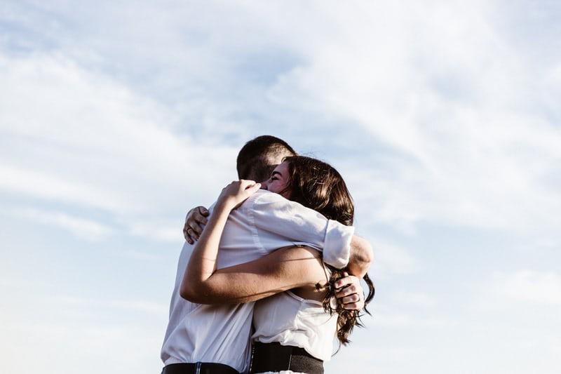 przytulania
