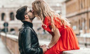 Nadzieja na randkę z całowaniem