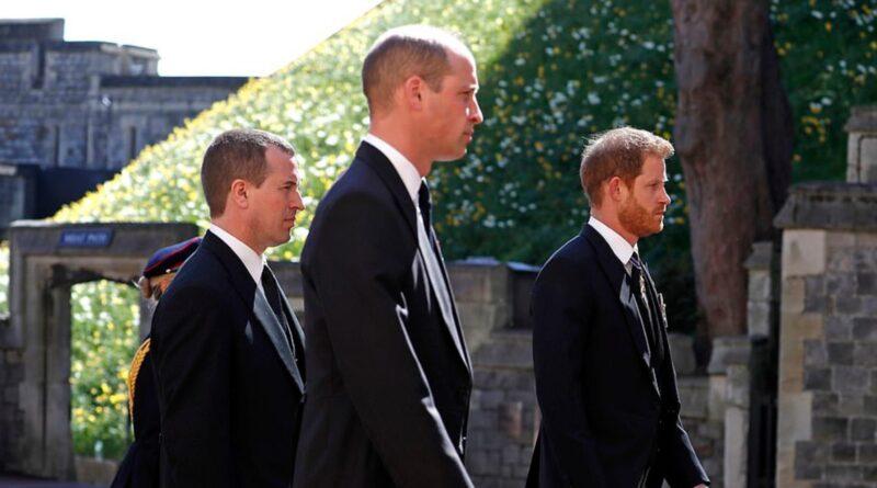 Pojednanie księcia Williama i Harrego ! Wystarczyło tylko to jedno zdanie !