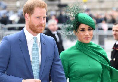 Narodziny córeczki Meghan i księcia Harry'ego! Ochrona nie mieściła się w szpitalu!